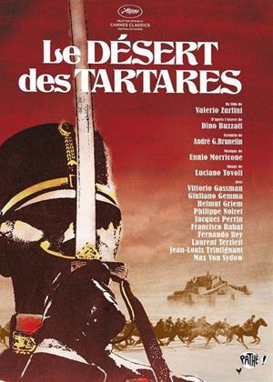 Rent The Desert of the Tatars (aka Il deserto dei tartari) Online DVD Rental