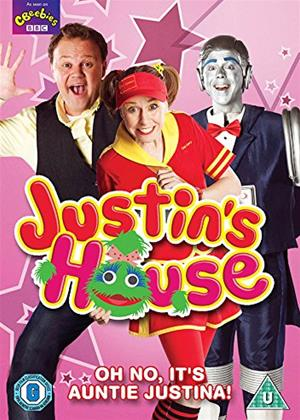 Rent Justin's House: Oh No, It's Auntie Justina Online DVD & Blu-ray Rental