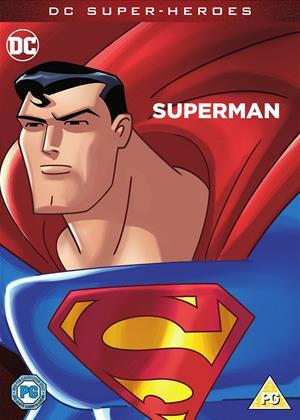 Rent DC Super-Heroes: Superman Online DVD Rental