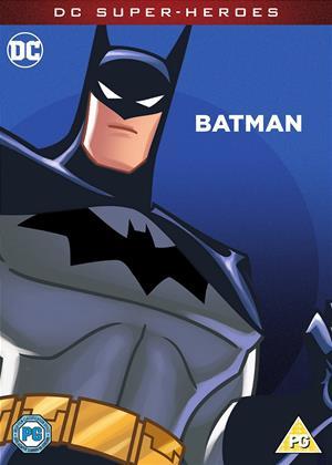 Rent DC Super-Heroes: Batman Online DVD Rental