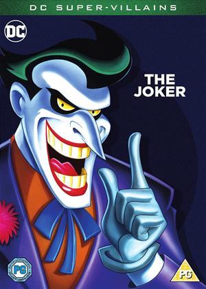Rent DC Super-Villains: The Joker Online DVD Rental