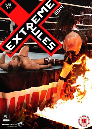 Rent WWE: Extreme Rules 2014 Online DVD Rental
