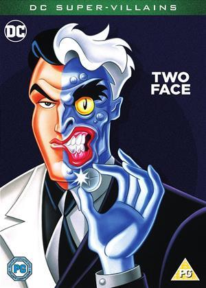 Rent DC Super-Villains: Two-Face Online DVD Rental