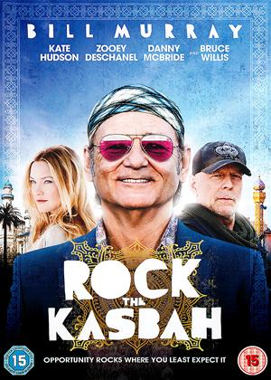 Rock the Kasbah Online DVD Rental