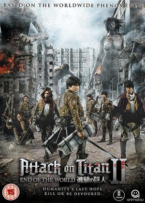 Rent Attack on Titan: Part 2 (aka Shingeki no kyojin endo obu za wârudo) Online DVD & Blu-ray Rental