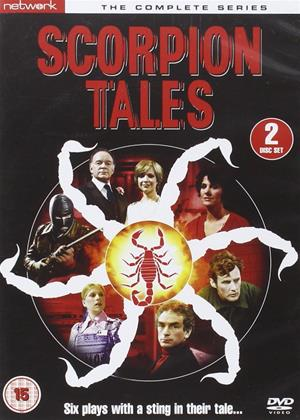 Rent Scorpion Tales: The Complete Series Online DVD Rental
