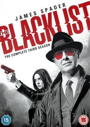 Rent The Blacklist: Series 3 Online DVD Rental