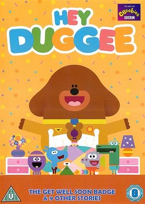 Rent Hey Duggee: The Get Well Soon Badge and Other Stories Online DVD Rental