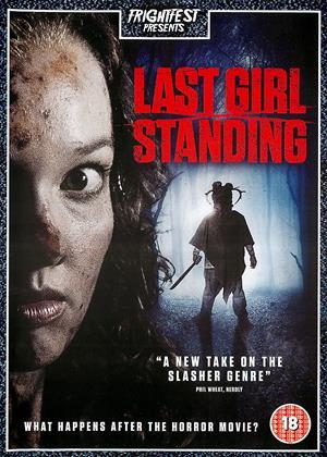 Rent Last Girl Standing Online DVD & Blu-ray Rental