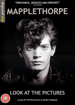 Rent Mapplethorpe: Look at the Pictures Online DVD Rental