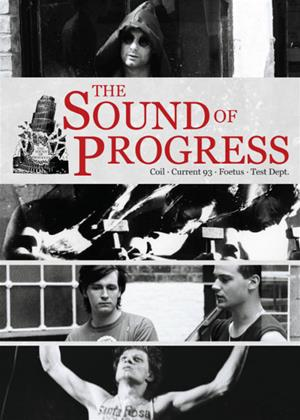 Rent The Sound of Progress Online DVD Rental