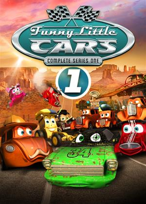 Rent Funny Little Cars: Series 1 Online DVD Rental