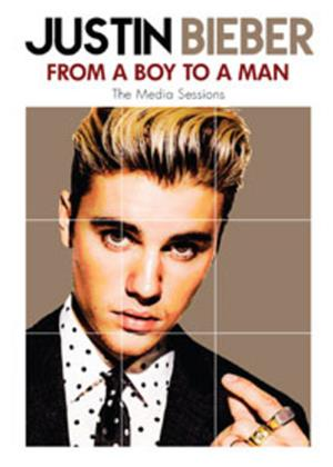 Rent Justin Bieber: From a Boy to a Man Online DVD Rental
