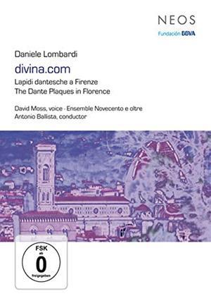 Rent Daniele Lombardi: Divina.com (aka Daniele Lombardi: Divina.com - Lapidi Dantesche A Firenze) Online DVD Rental