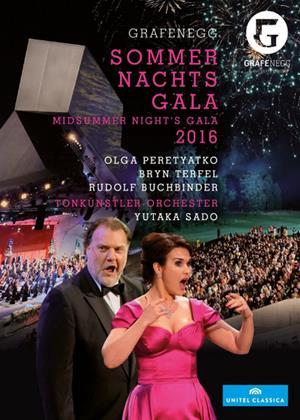 Rent Midsummer Night's Gala 2016 Online DVD & Blu-ray Rental