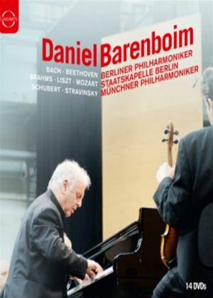 Rent Daniel Barenboim: Collection Online DVD Rental