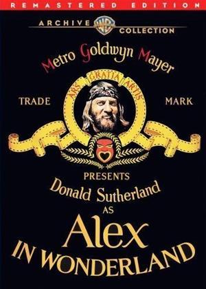 Rent Alex in Wonderland Online DVD Rental