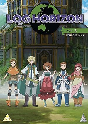 Rent Log Horizon: Series 1: Part 2 Online DVD Rental