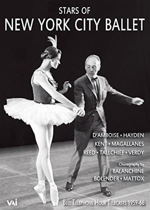 Rent Stars of the New York City Ballet: 1959-1966 Online DVD Rental