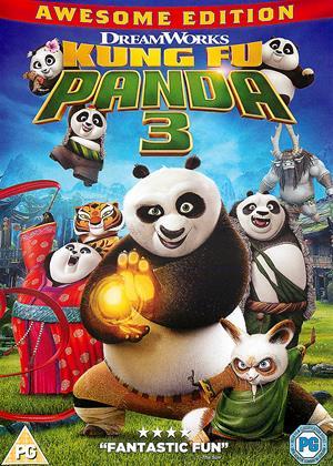 Rent Kung Fu Panda 3 Online DVD & Blu-ray Rental