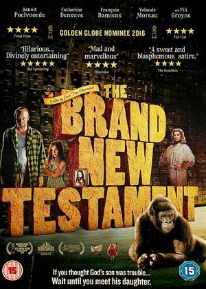 Rent The Brand New Testament (aka Le tout nouveau testament) Online DVD & Blu-ray Rental