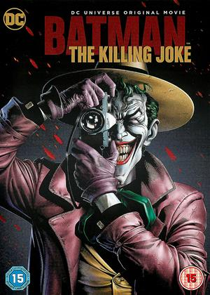 Rent Batman: The Killing Joke Online DVD Rental