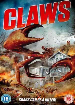 Rent Claws (aka Queen Crab) Online DVD Rental