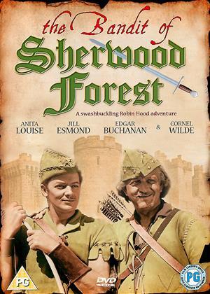 Rent The Bandit of Sherwood Forest Online DVD Rental