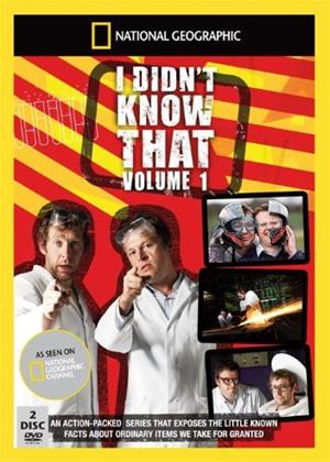 Rent National Geographic: I Didn't Know That: Vol.2 Online DVD Rental