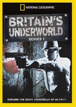 Rent National Geographic: Britain's Underworld Online DVD Rental