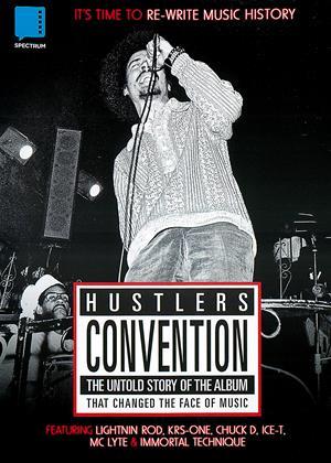 Rent Hustlers Convention Online DVD & Blu-ray Rental
