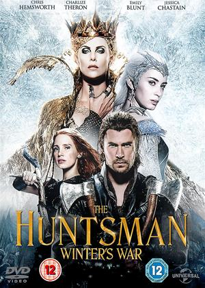 Rent The Huntsman: Winter's War (aka Snow White and the Huntsman 2) Online DVD Rental