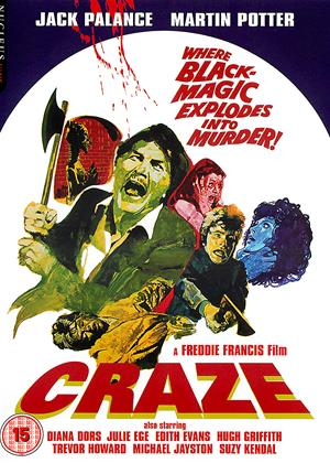 Rent Craze (aka Demon Master / The Infernal Idol) Online DVD Rental