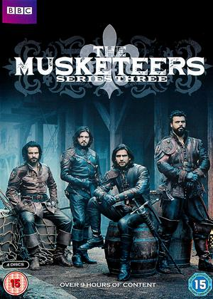 Rent The Musketeers: Series 3 Online DVD Rental