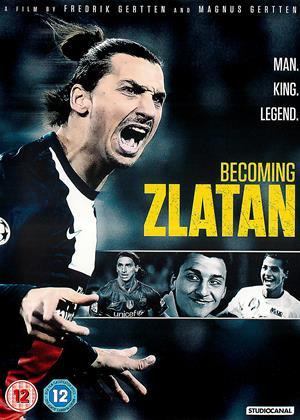 Rent Becoming Zlatan (aka Den unge Zlatan) Online DVD Rental