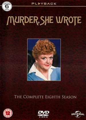 Rent Murder, She Wrote: Series 8 Online DVD Rental