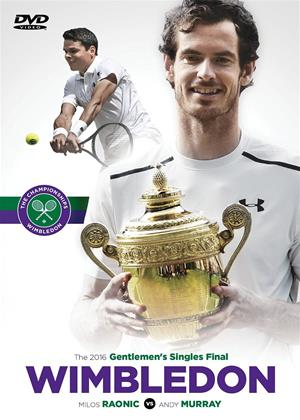Rent Wimbledon: 2016 Men's Final (aka Wimbledon: 2016 Men's Final: Andy Murray vs. Milos Raonic) Online DVD Rental