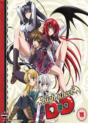 Rent High School DxD: Series 2 Online DVD Rental