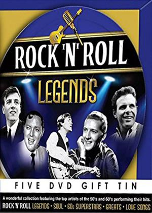 Rent Rock 'N' Roll Legends Online DVD Rental