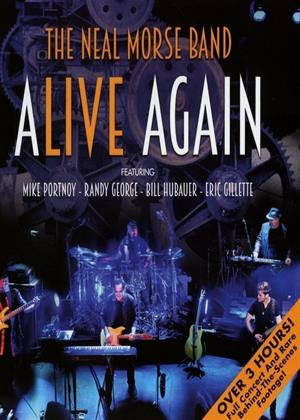 Rent The Neal Morse Band: Alive Again Online DVD & Blu-ray Rental