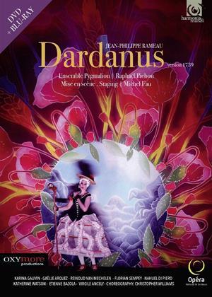 Rent Rameau: Dardanus: Ensemble Pygmalion / Raphael Pichon Online DVD Rental