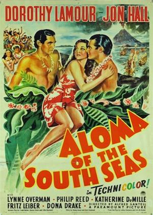 Rent Aloma of the South Seas Online DVD Rental