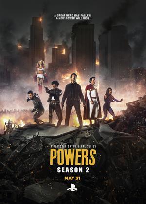 Rent Powers: Series 2 Online DVD Rental