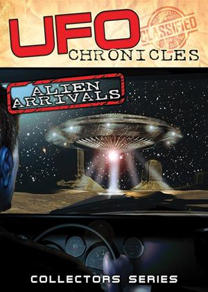 Rent UFO Chronicles: Alien Arrivals Online DVD Rental
