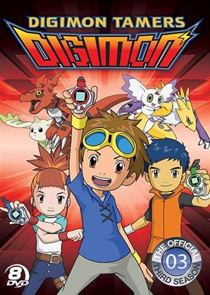 Rent Digimon: Digital Monsters: Series 3 Online DVD Rental