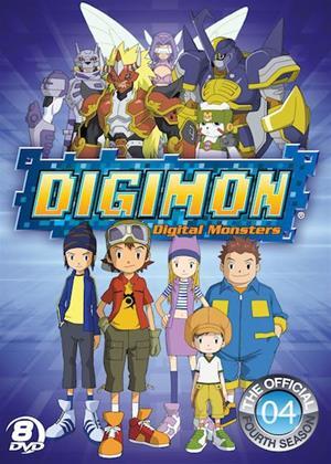 Rent Digimon: Digital Monsters: Series 4 Online DVD Rental