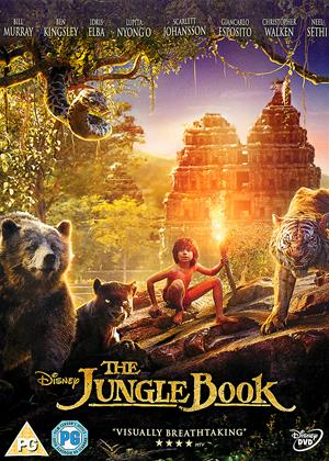 Rent The Jungle Book Online DVD & Blu-ray Rental