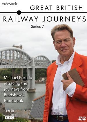 Rent Great British Railway Journeys: Series 7 Online DVD Rental