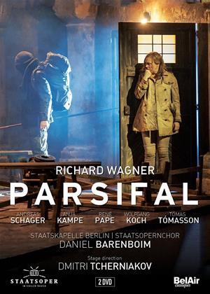 Rent Parsifal: Staatskapelle Berlin (Barenboim) Online DVD & Blu-ray Rental