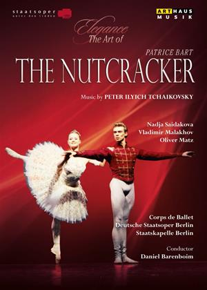 Rent The Nutcracker: Staatskapelle Berlin (Barenboim) (aka Caisse-Noisette) Online DVD Rental